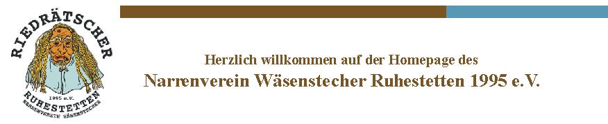 Narrenverein Wäsenstecher Ruhestetten 1995 e.V